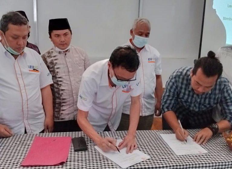 PCNU Purwakarta MoU Dengan LEU-MUI ( Lembaga Ekonomi Umat) Bangun Distribution Center Produk Ritail dan UMKM.