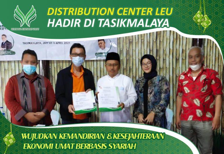 DISTRIBUTION CENTER LEU HADIR DI TASIKMALAYA